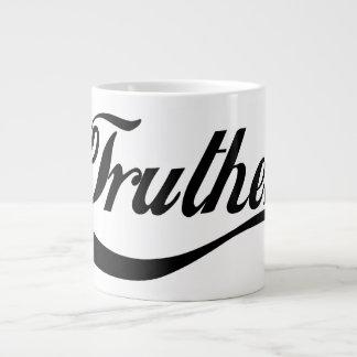 9/11 Truther ジャンボコーヒーマグカップ