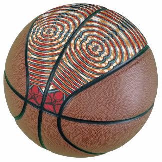 "9.5"" diameter (regulation size); Weight: 1.5 lbs. バスケットボール"