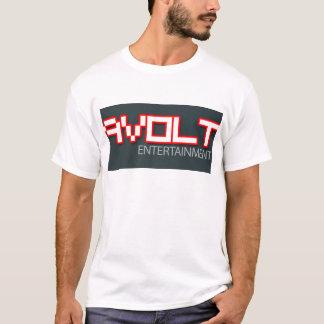 9Voltロゴ項目 Tシャツ