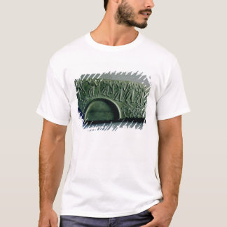 Aからの狩り場面のパレットの片、 Tシャツ