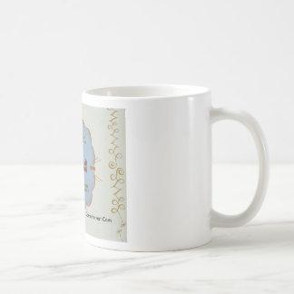 Aの缶の100%のよいカルマ コーヒーマグカップ