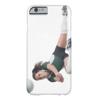 aの若いコーカサス地方のメスのバレーボール選手 barely there iPhone 6 ケース