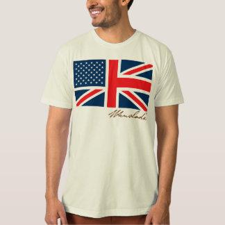 AのWINSLADEイギリス Tシャツ