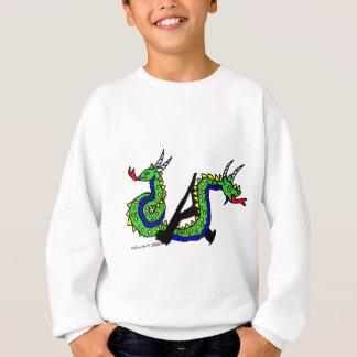 Aはアンフィスバエナのためです スウェットシャツ