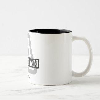 Aはエイドリアンのためです ツートーンマグカップ
