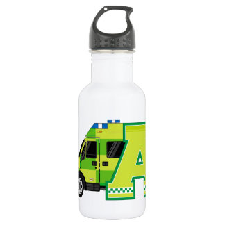 Aは救急車のためです ウォーターボトル