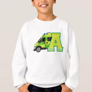 Aは救急車のためです スウェットシャツ