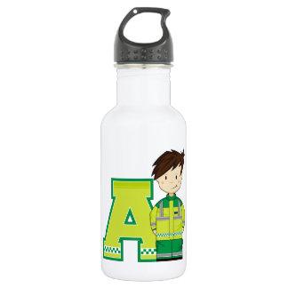 Aは救急車の人のためです ウォーターボトル