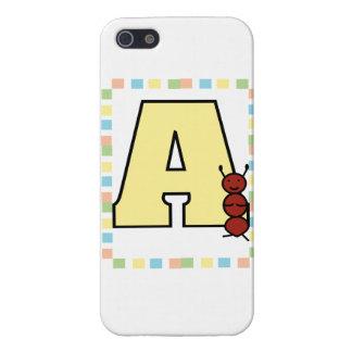 Aは蟻のためです iPhone SE/5/5sケース