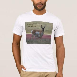 A0024 Pronghornのカモシカ Tシャツ