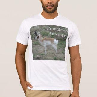 A0026 Pronghornのカモシカ Tシャツ