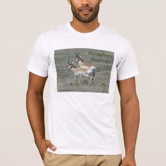 A0027 Pronghornのカモシカ Tシャツ