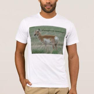 A0031 Pronghornのカモシカ Tシャツ