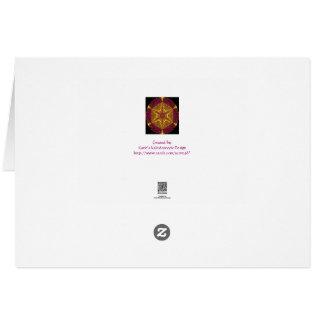 A04オウムガイの貝の感動的な引用文カード1 グリーティングカード