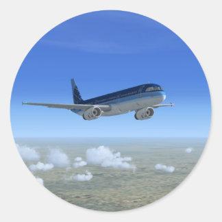 A321ジェット機の定期旅客機の航空機 ラウンドシール