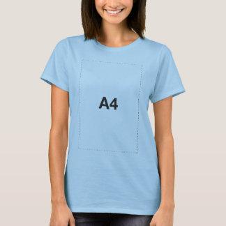 A4サイズ Tシャツ