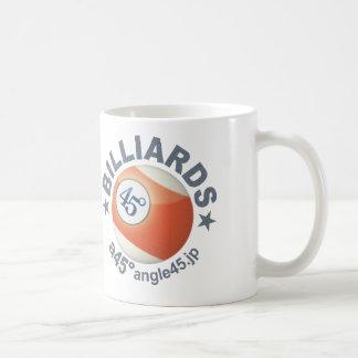 a45ビリヤード! コーヒーマグカップ