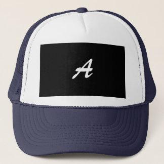 「A」の帽子 キャップ
