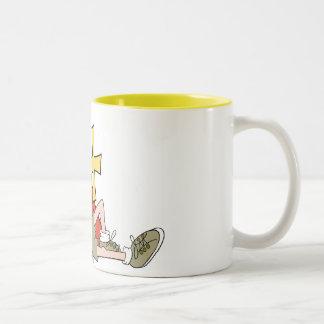A+ 名誉学生 ツートーンマグカップ