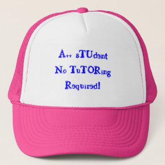 A++ 学生個別指導の必須の青い及びピンクの帽子無し キャップ