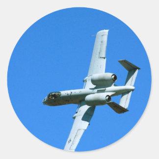 A-10稲妻 ラウンドシール