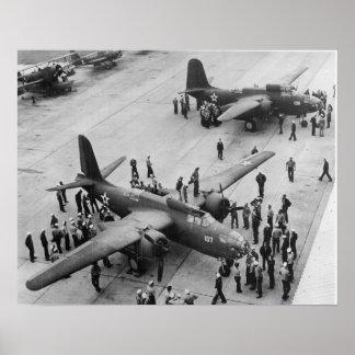 A-20破壊 ポスター