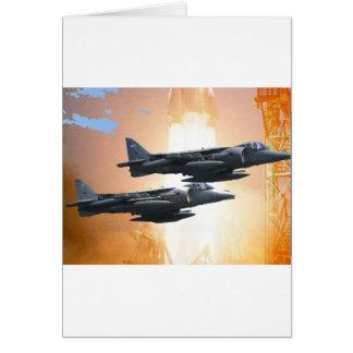 A-6侵入者 グリーティングカード