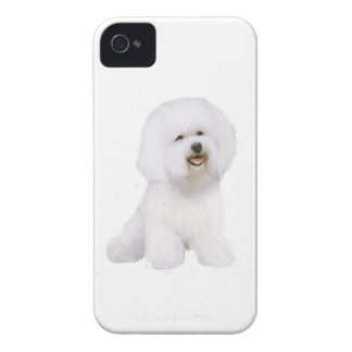 (a) Bichon Frise Case-Mate iPhone 4 ケース