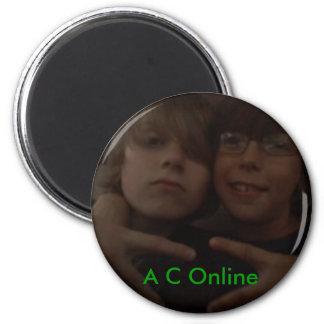A.C.オンラインは平和を言います! マグネット