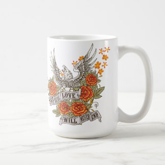 A Gift For Wife With Eagle And Powerful Message コーヒーマグカップ