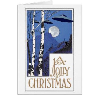 A Jolly Christmas カード