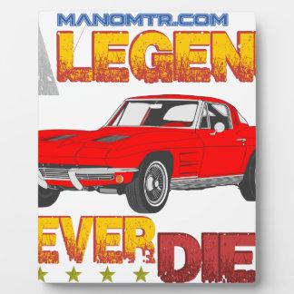 A_Legend_Never_Dies_ (Vette S.R.) フォトプラーク