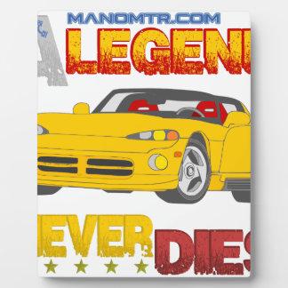 A_Legend_Never_Dies_ (VPR) フォトプラーク