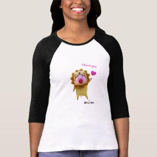"""a Lion Life"" Benjamin T-shirt Tシャツ"