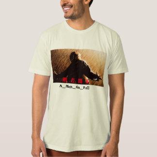 a men ga full tシャツ