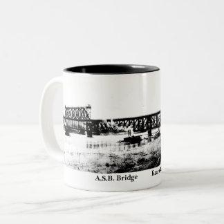 A.S.B. うつわ ツートーンマグカップ