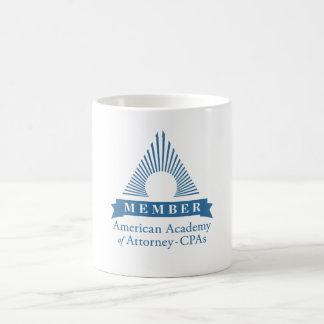 AAA-CPAのメンバーのマグ コーヒーマグカップ