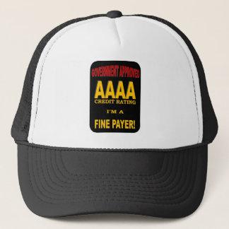 AAAAの信用格付け キャップ