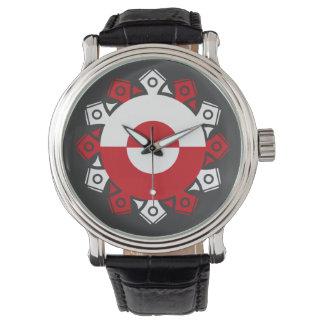 Aanaap Aputaaraataa (祖母の少し雪片) 腕時計