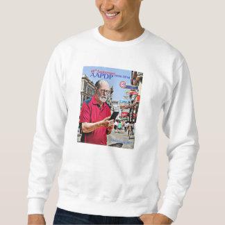 AAPDP第60記念日メンズスエットシャツ スウェットシャツ