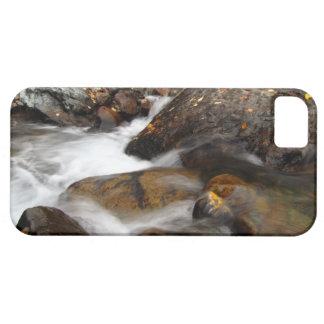 AAWのアラスカの秋の滝 iPhone SE/5/5s ケース