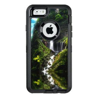 abalone湖 オッターボックスディフェンダーiPhoneケース