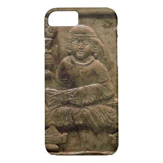 Abbasidのプラク、イラクまたはイラン、12世紀(アイボリー) iPhone 8/7ケース
