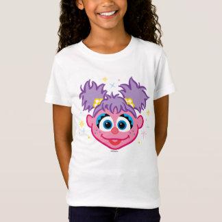 Abbyの微笑の顔 Tシャツ