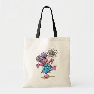 Abby Cadabbyのレトロの芸術 トートバッグ
