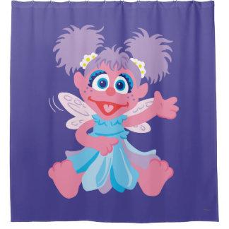 Abby Cadabbyの妖精 シャワーカーテン