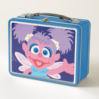 Abby Cadabbyの妖精 メタルランチボックス