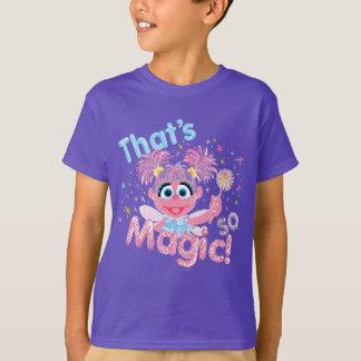 Abby Cadabbyの細い棒 Tシャツ