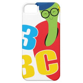 ABCみみず iPhone SE/5/5s ケース