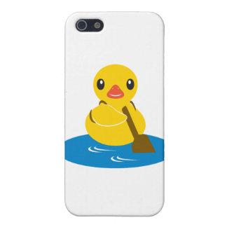 ABC動物-かいアヒル iPhone 5 COVER
